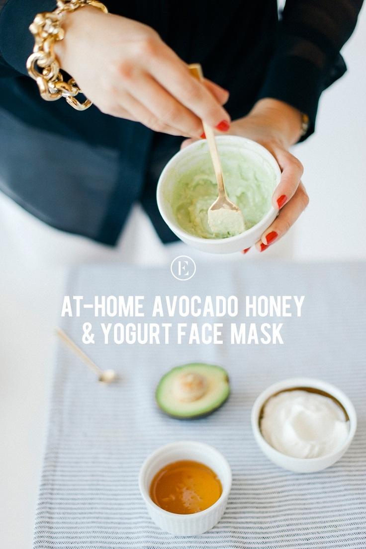 Top 10 Diy Fruit Face Masks Inspired