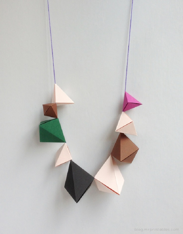 origami-necklace