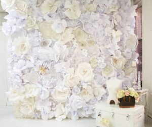 Top 10 DIY Floral Garland and Backdrop Ideas For Your Home