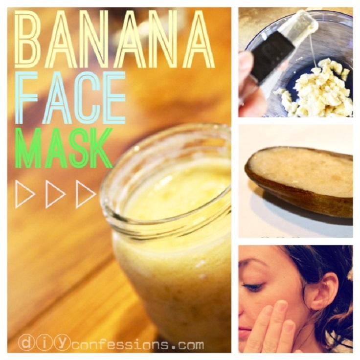 Top 10 DIY Fruit Face Masks