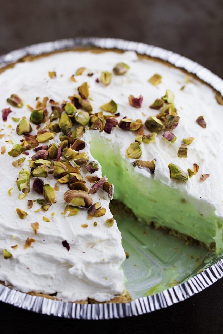 pistachio-cream-pie