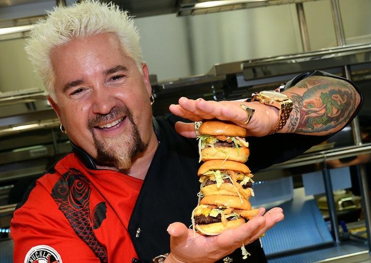Celebrity restaurants in vegas