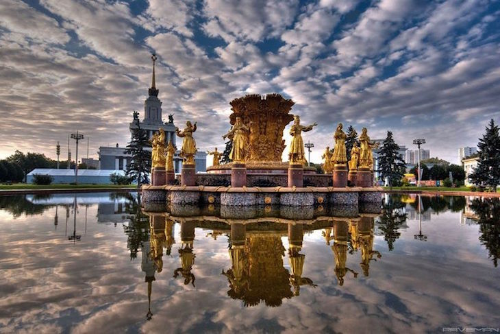 TOP 10 Things to do in Moscow | Top Inspired