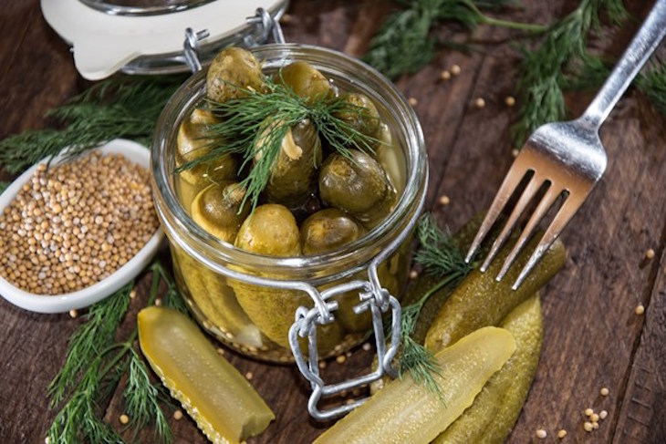 TOP 10 Super Simple Refrigerator Pickles | Top Inspired