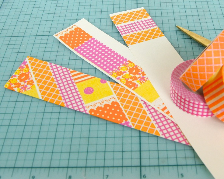 washi-tape-bookmark