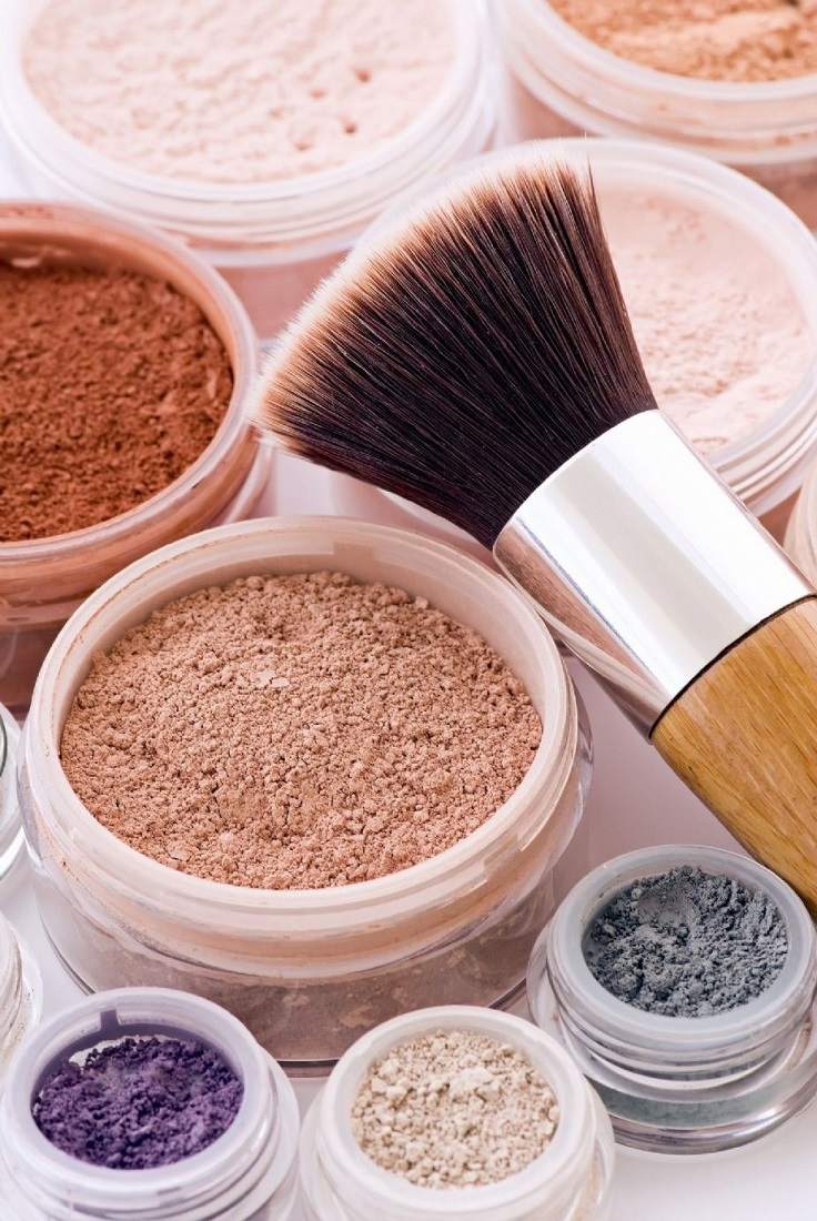 Advantages of mineral makeup - Ideal For All Skin Types