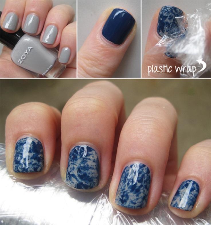 Покрытие лаком ногтей своими руками