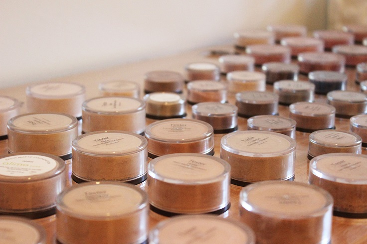 Advantages of mineral makeup - Long Shelf Life