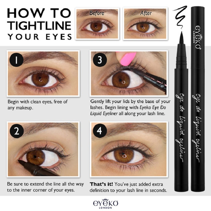 Top 10 Tips On How To Make Your Eyelashes Look Longer Top Inspired