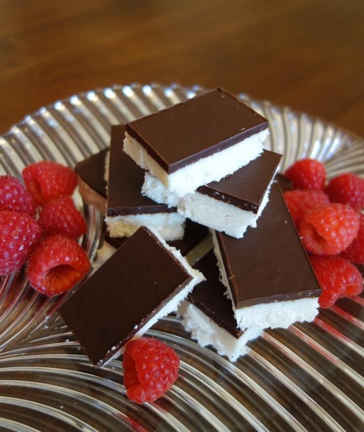 Chocolate-Coconut Bars Recipes — Dishmaps