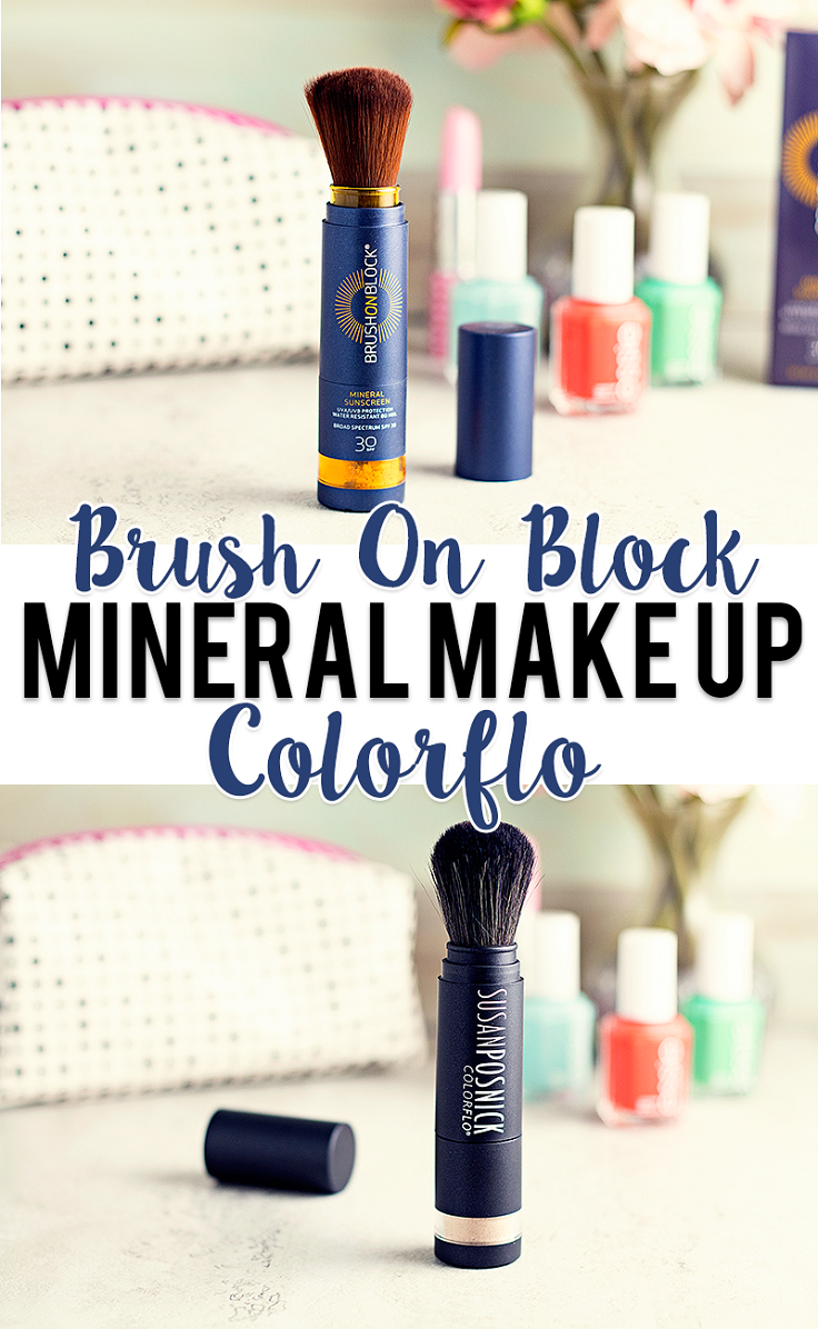 Advantages of mineral makeup - Natural Sun Protection Factor