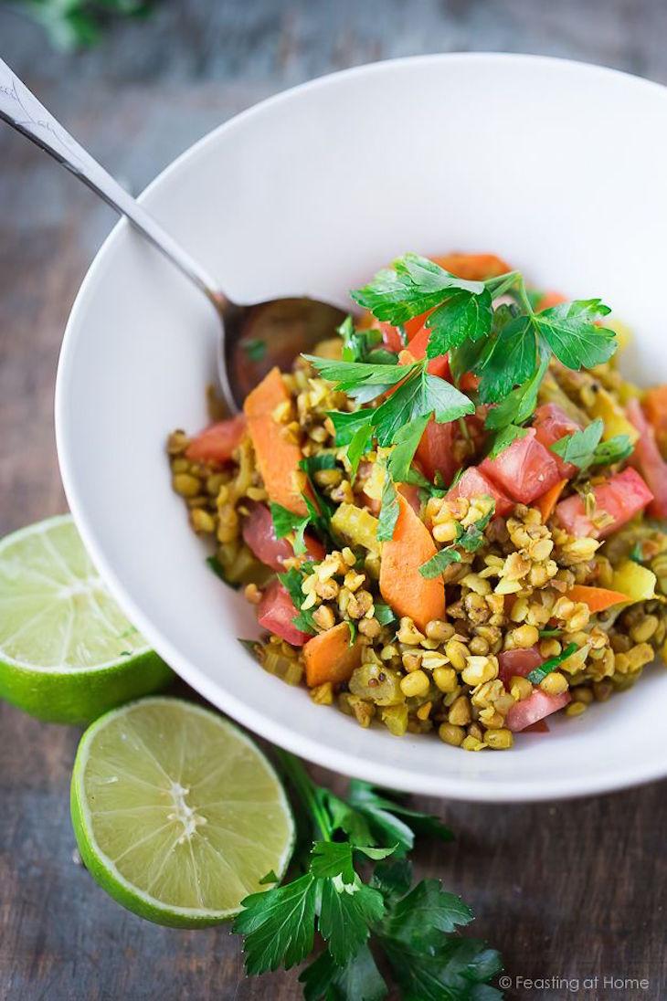 TOP 10 Ayurvedic Detox Lunch Recipes | Top Inspired