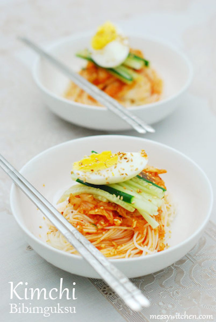 TOP 10 Tangy Dishes for Kimchi Lovers