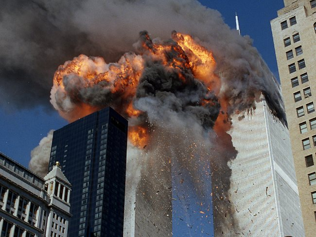 TOP 10 Photos of September 11th that we will never forget