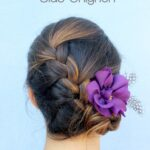 French-Braided-Side-Chignon-150x150