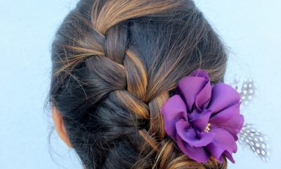 Top 10 Cute Braided Hairstyles for Long Hair | Top Inspired