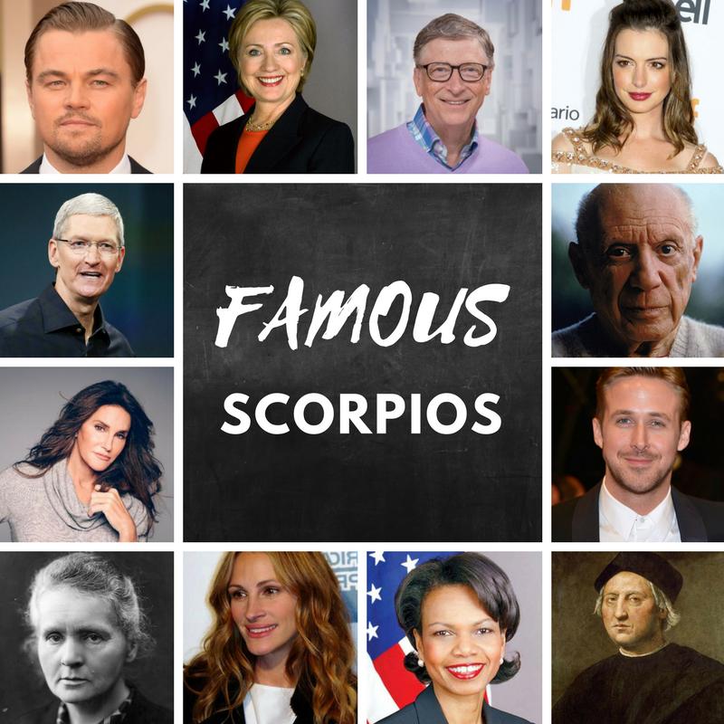 Scorpio-Eminent-Personalities