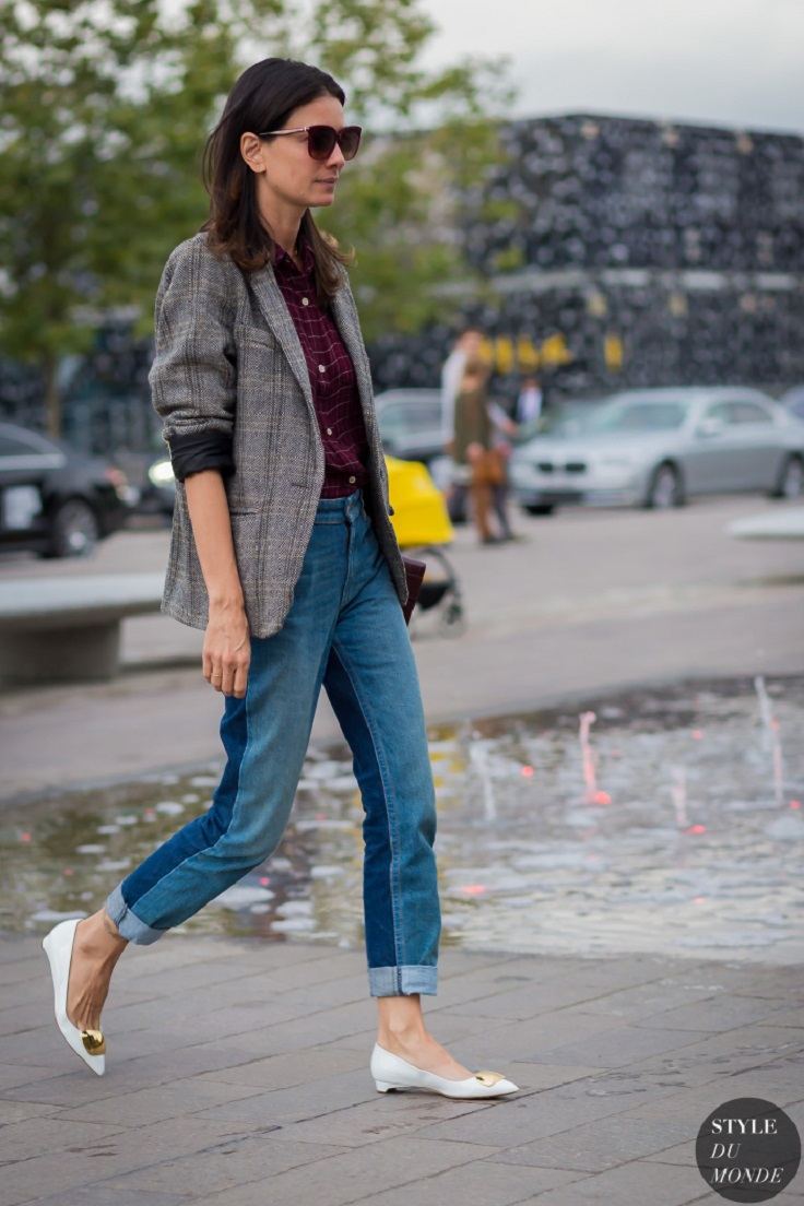 Top 10 Wonderful Street Style Looks from London Fashion Week SS 2016