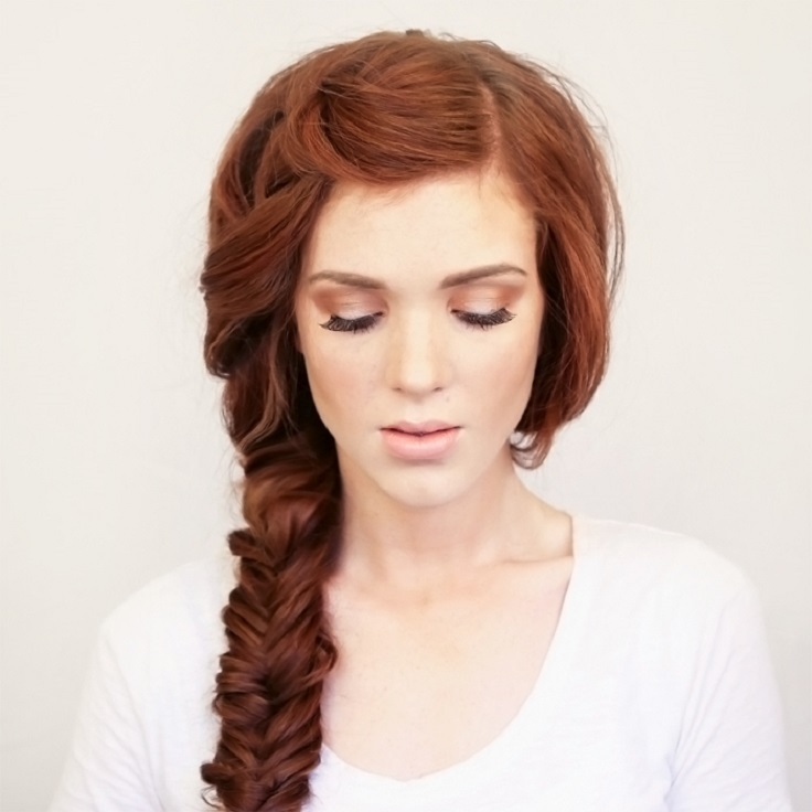 Top 10 Cute Braided Hairstyles for Long Hair - Top Inspired