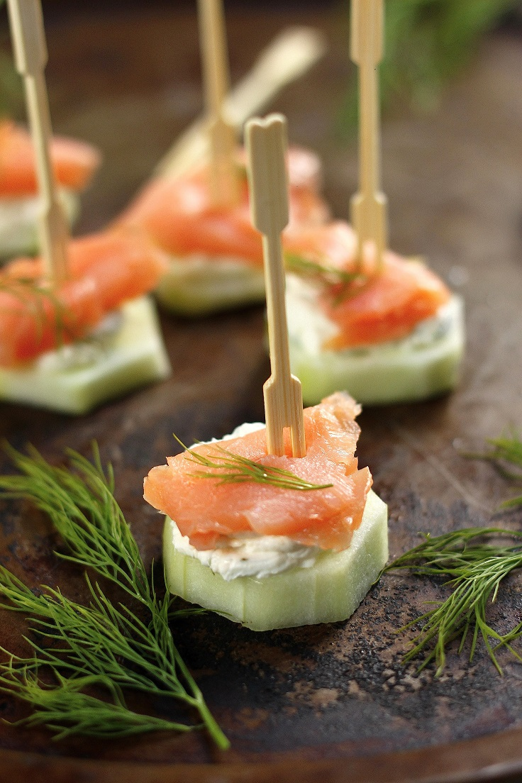 smoked-salmon-cream-cheese-and-cucumber-appetizer