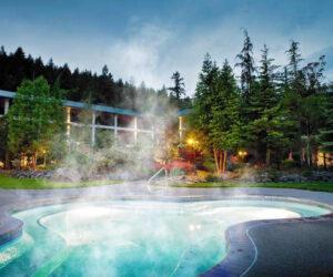 Top 10 Hot Springs Getaways in the Pacific Northwest
