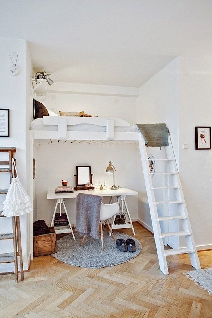 top 10 best space-saving loft bed solutions - top inspired