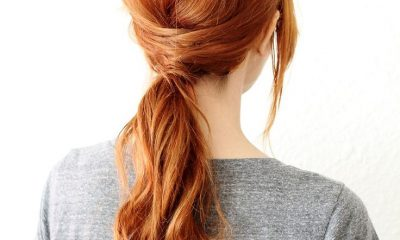 Top 10 Beautiful and Easy Ponytail Hairstyles | Top Inspired