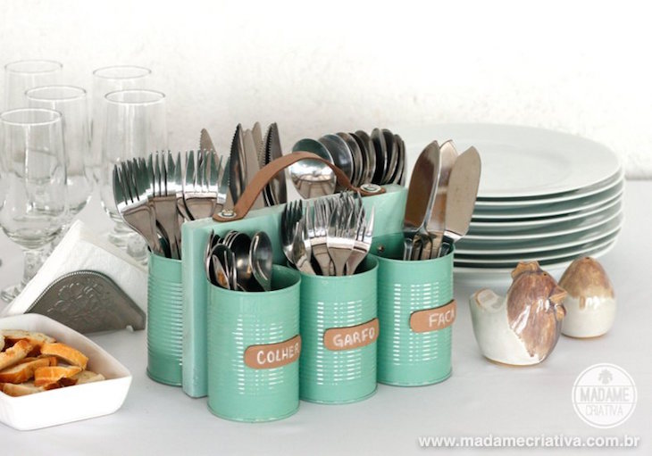 TOP 10 Simple and Fun Tin Can Crafts | Top Inspired