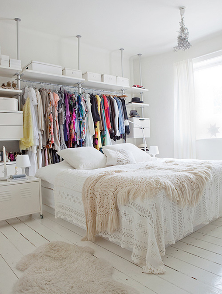 Bon Open Closet Ideas U2013 BEST 10+ Ideas For Budget Home Decor
