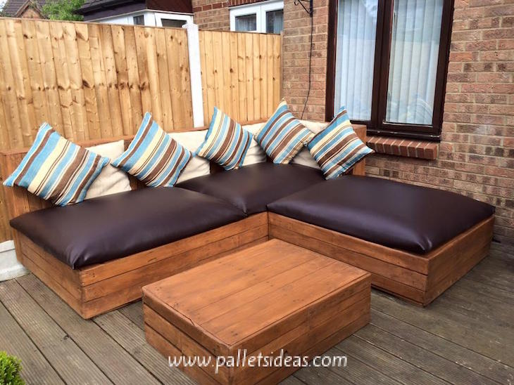 Top 10 Pallet Corner Sofa Designs Top Inspired