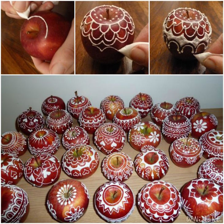 topHow-to-DIY-Sugar-Decorated-Apple-for-Christmas