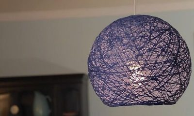 TOP 10 Creative DIY Lampshades | Top Inspired