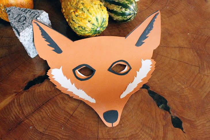 TOP 10 Easy DIY Halloween Masks