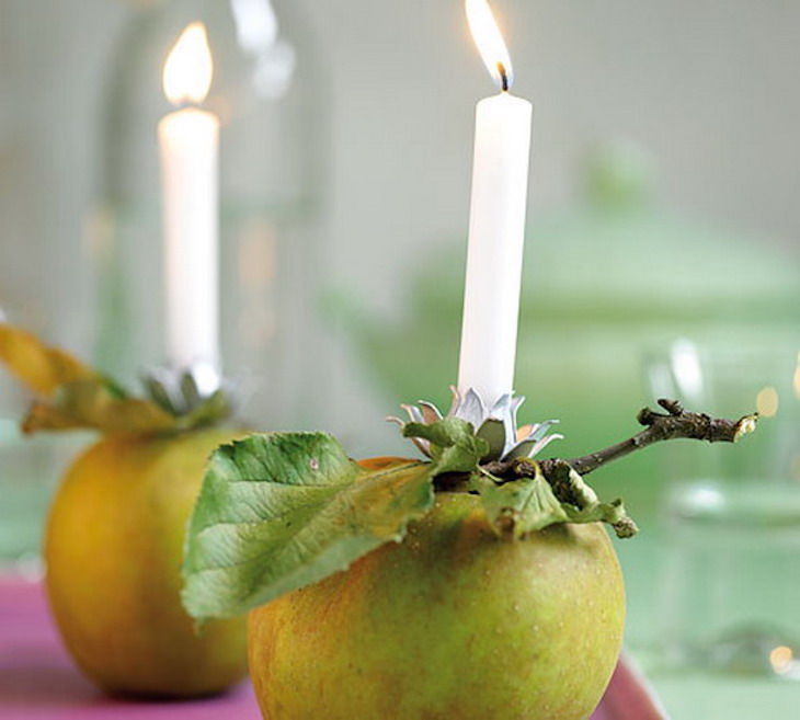 Top 10 Ways To Decorate With Apples Top Inspired