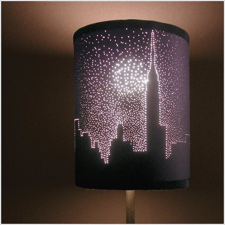 Top 10 creative diy lampshades top inspired - Creative lamp shades ...