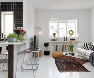 Top 10 Open Plan Kitchen Living Room Ideas for Small Spaces