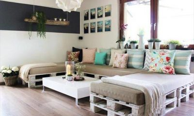 TOP 10 Pallet Corner Sofa Designs   Top Inspired