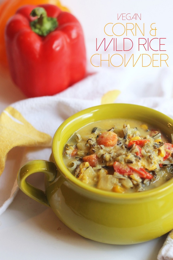 Corn-and-Wild-Rice-Chowder