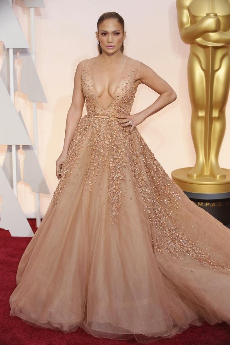 Top 10 Beautiful Elie Saab Gowns Worn By Celebrities