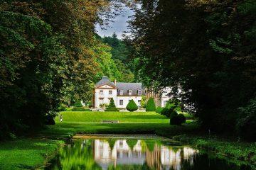 château du SAUSSAY à BALLANCOURT SUR ESSONNE