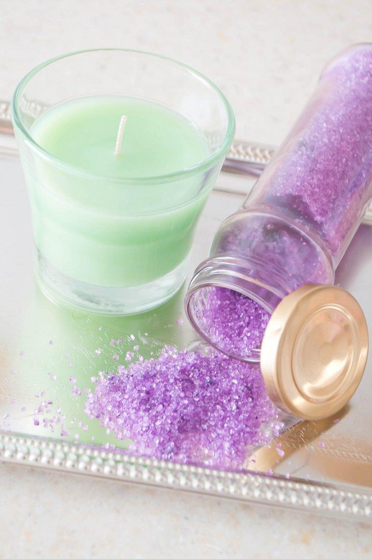 Top 10 DIY Scented Bath Salts as Mason Jar Gift