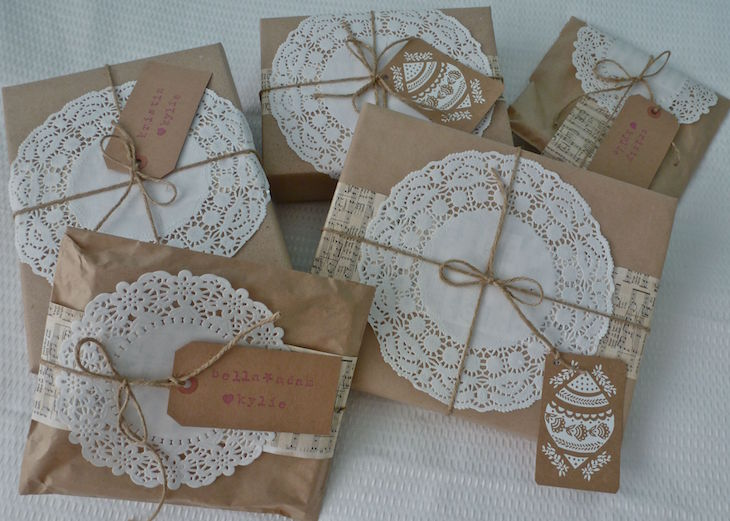 Top 10 Winter Decorations With Paper Doilies Top Inspired