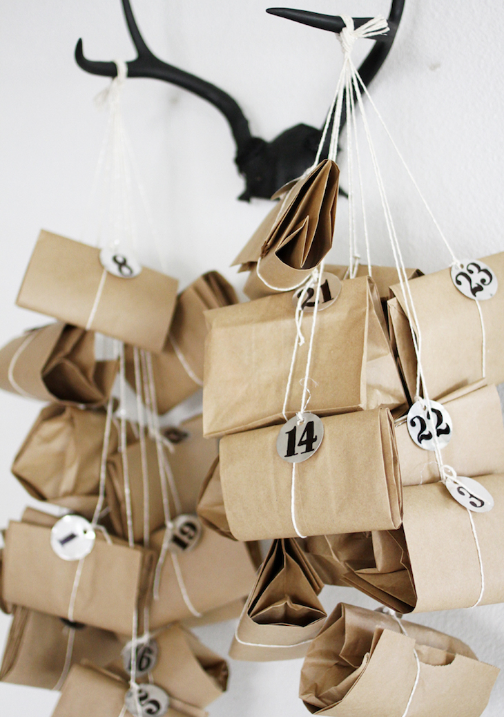 DIY Advent Calendars - TOP 10 Affordable Homemade Projects