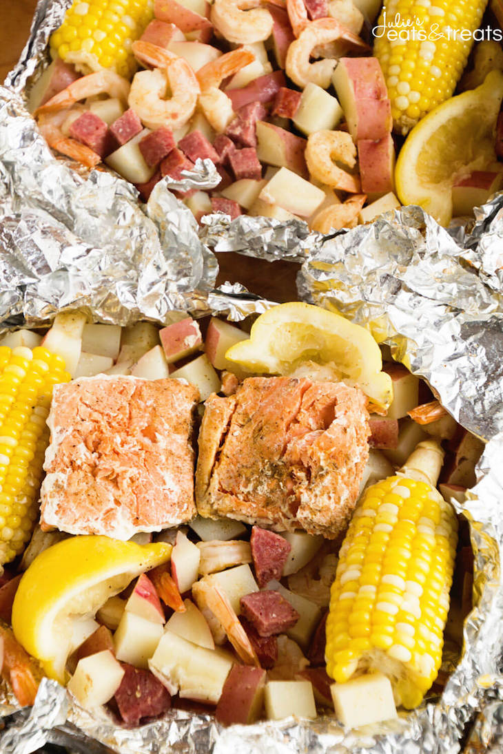 Top 10 Quick Foil Baked Weeknight Dinner Recipes Top Inspired