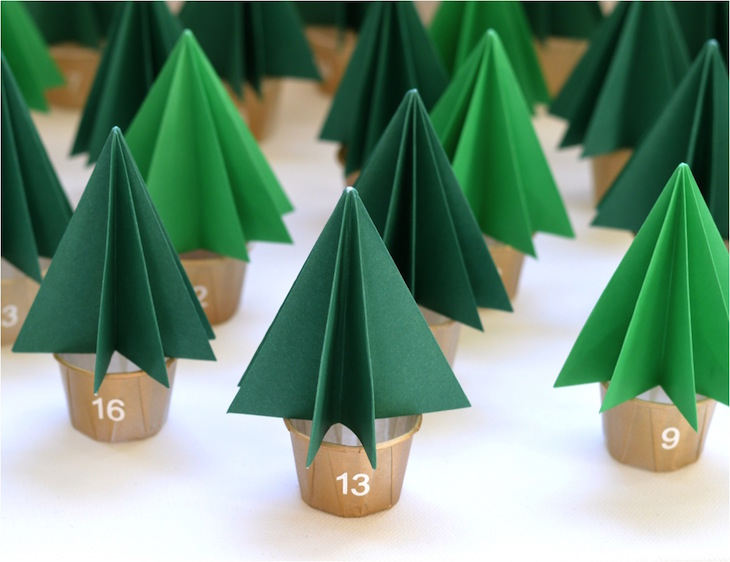 TOP 10 Affordable DIY Advent Calendars   Top Inspired 4