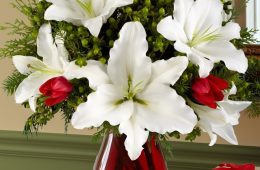 TOP 10 Most Beautiful Christmas Vase Arrangements | Top Inspired
