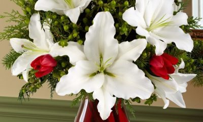 TOP 10 Most Beautiful Christmas Vase Arrangements | Top Inspired
