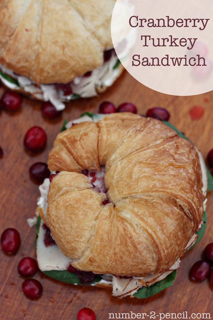Cranberry-Turkey-Sandwich
