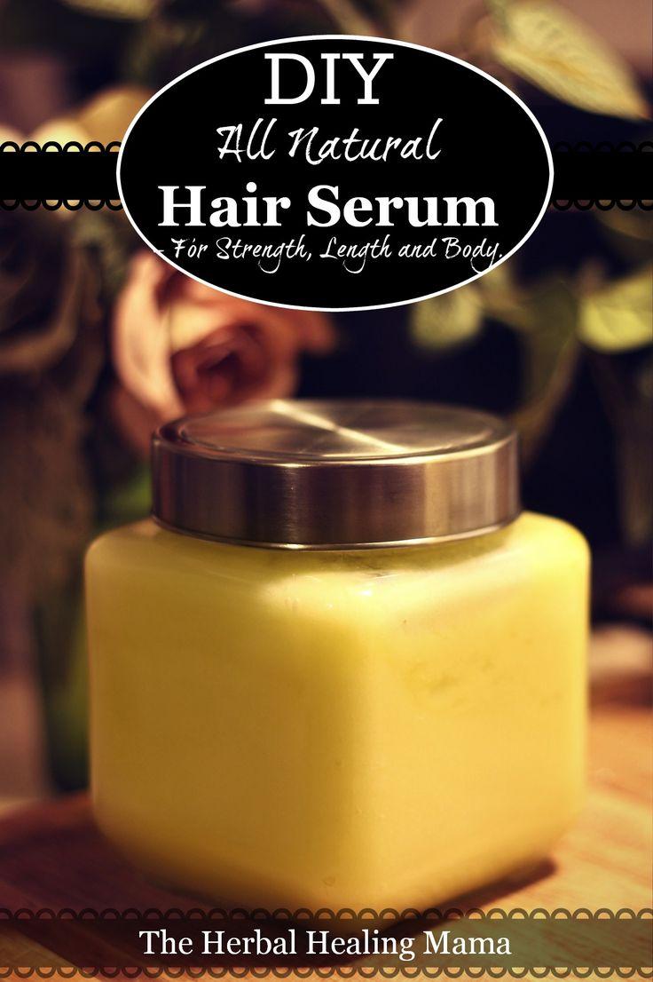 DIY-Hair-Serum-with-Peppermint-Oil