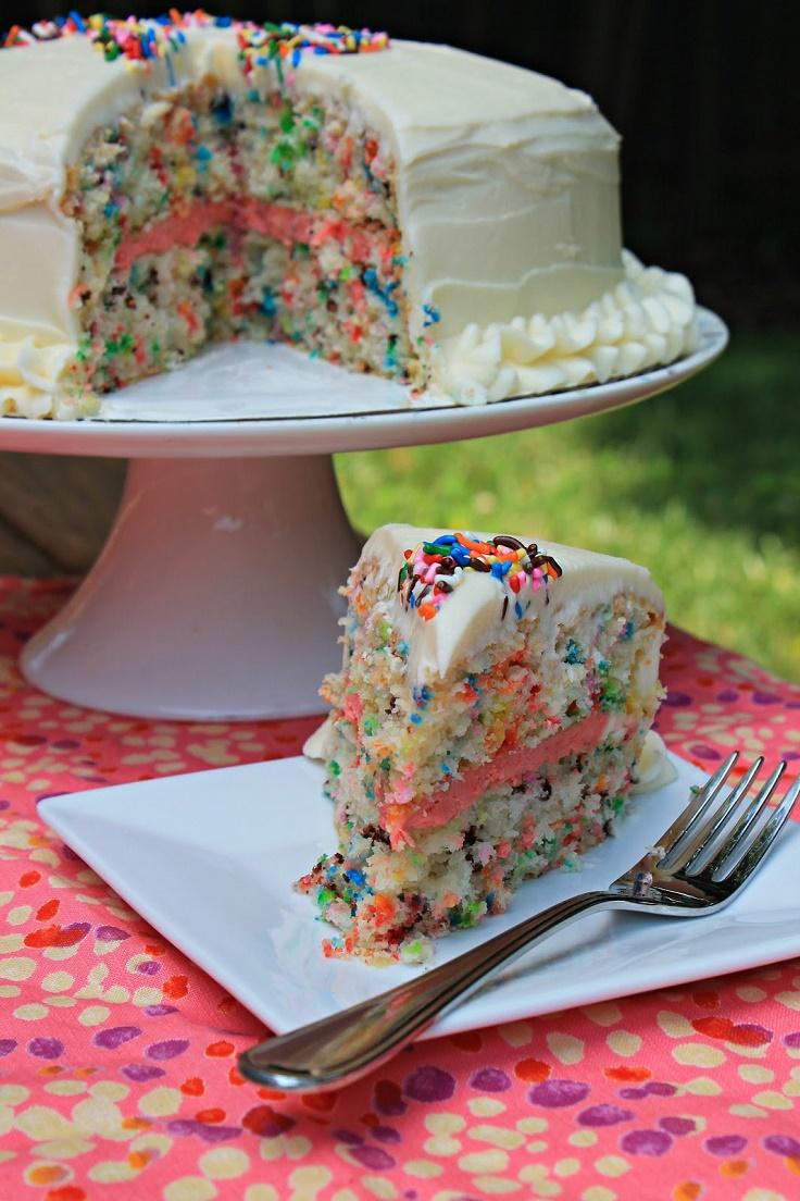 Funfetti-Layer-Cake